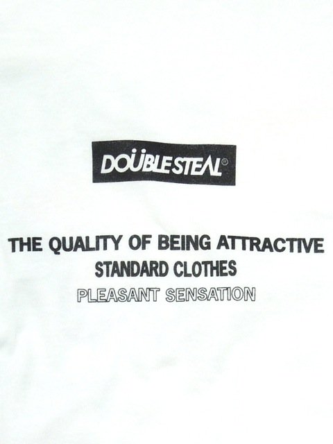 [DOUBLE STEAL] BACK BOX TEE1