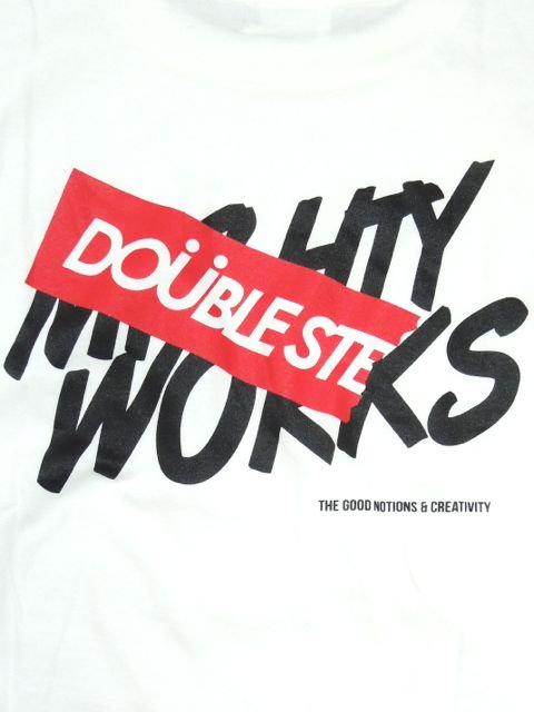 [DOUBLE STEAL] BACK BOX TEE2
