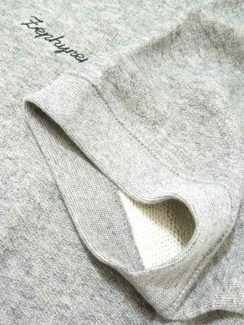 [ZEPHYREN] S/S SWEAT -Resolve-(GR)3