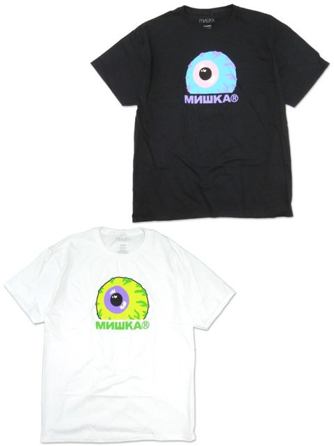 [MISHKA] KEEP WATCH TEE