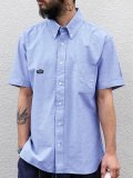[SUBCIETY] GINGHAM CHECK SHIRT S/S-GLORIOUS-