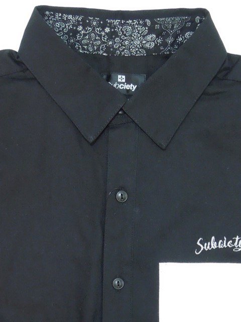 [SUBCIETY] POCKET PALM SHIRT S/S-Conductor-2