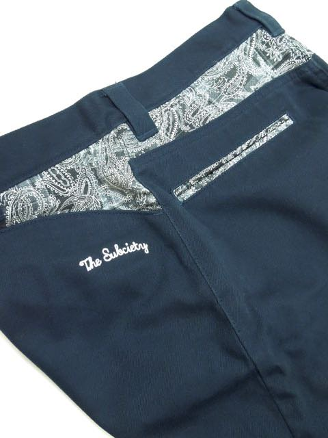 [SUBCIETY] WORK SHORTS-WORKER-PAISLEY2