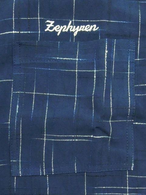 [ZEPHYREN] SPASHED SHIRT S/S -Resolve-1