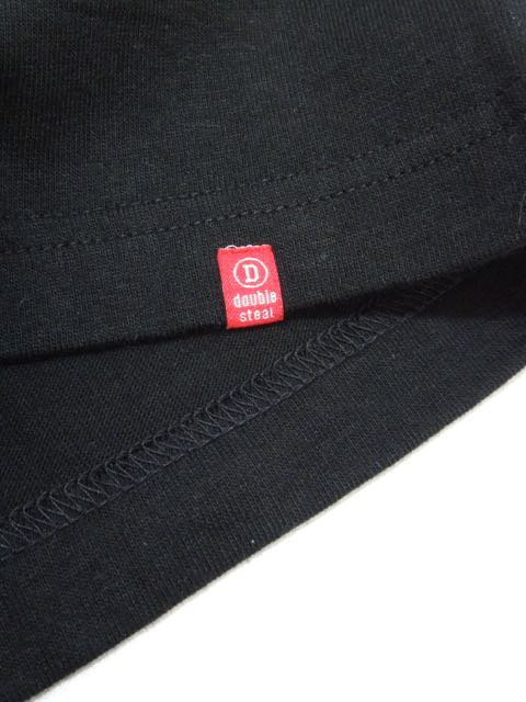 [DOUBLE STEAL] BOX LOGO Tシャツ3