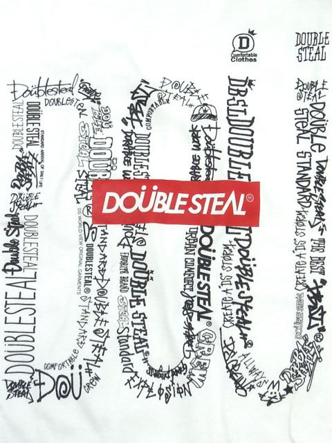 [DOUBLE STEAL] DOU Mix Fonts TEE1