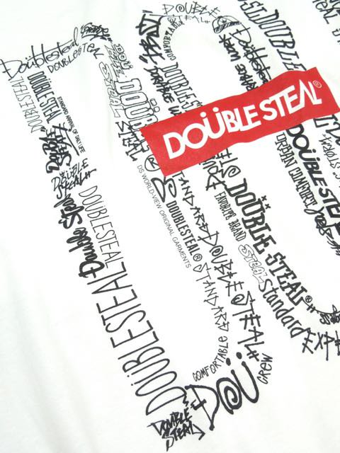 [DOUBLE STEAL] DOU Mix Fonts TEE3
