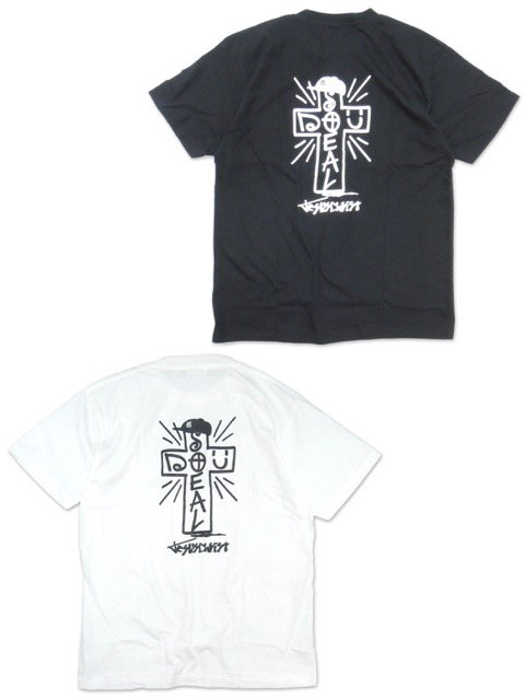 [DOUBLE STEAL] FreeHand Cross TEE2