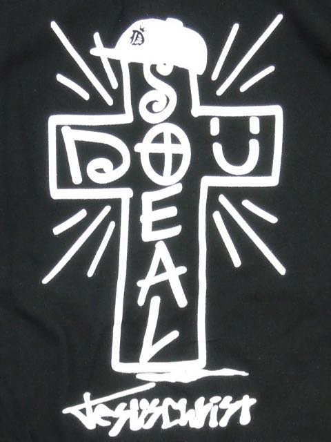 [DOUBLE STEAL] FreeHand Cross TEE3