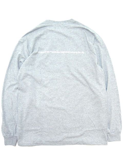 [DOUBLE STEAL] SIMPLE POCKET L/S TEE3