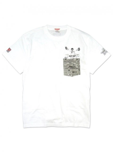 [MANIC DEE] LIVE CONVENTION 81 POCKET TEE