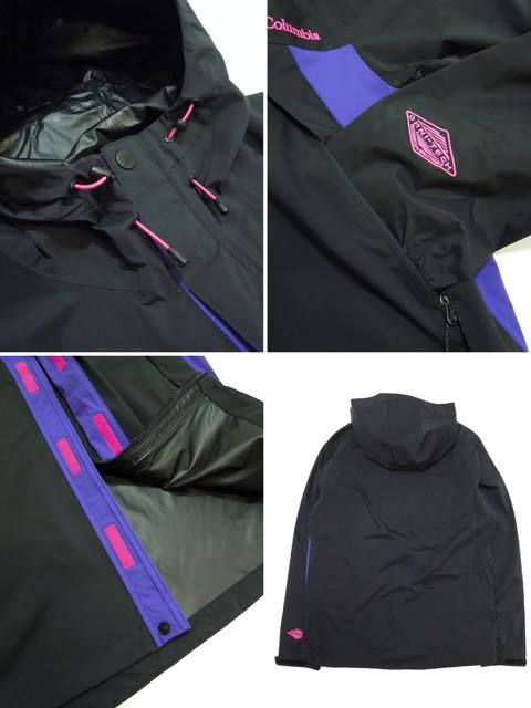 [COLUMBIA] THE SLOPE JACKET3