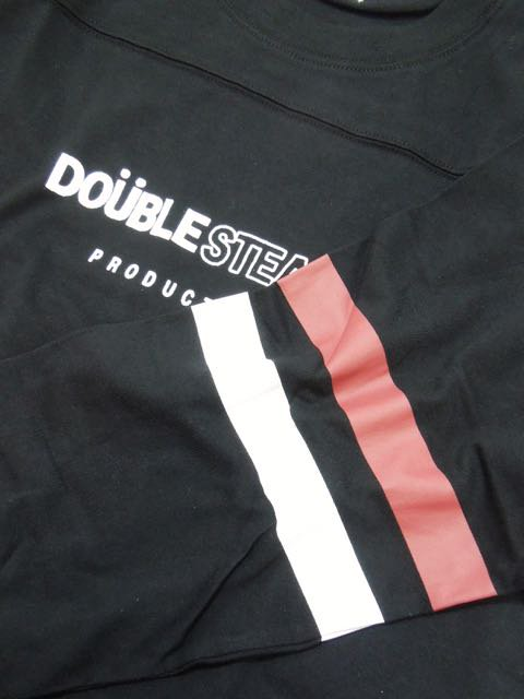 [DOUBLE STEAL] 2LINE FOOTBALL L/S TEE2