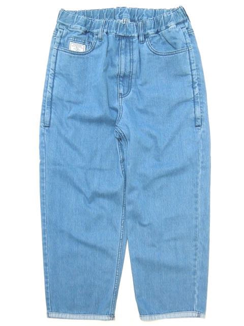 [CHICCHORD]  NEWJACK DENIM PANTS(BL)