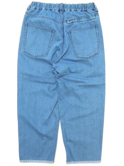 [CHICCHORD]  NEWJACK DENIM PANTS(BL)3