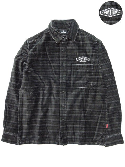 [SUBCIETY] CORDUROY SHIRT