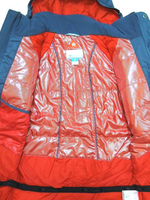 [COLUMBIA] ALPINEl ACTION JACKET2