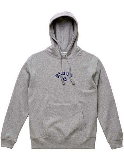 [FLASH POINT] FLASH 95 EMB P/O HOODY(GR)