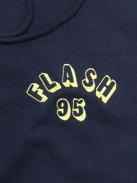 [FLASH POINT] FLASH 95 EMB P/O HOODY(NV)1