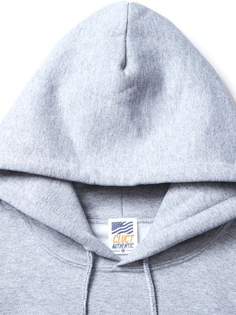 [CLUCT] TOYPLANE × CLUCT LOGO HOOD SWEAT2