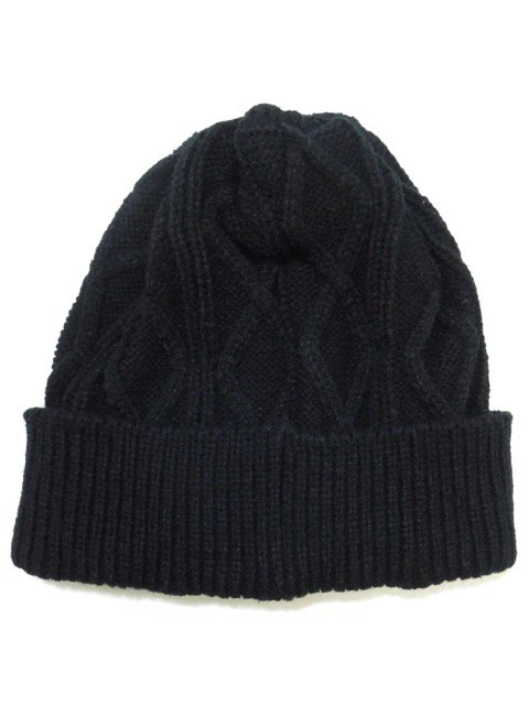 [ZEPHYREN] CABLE BEANIE -You are here-3