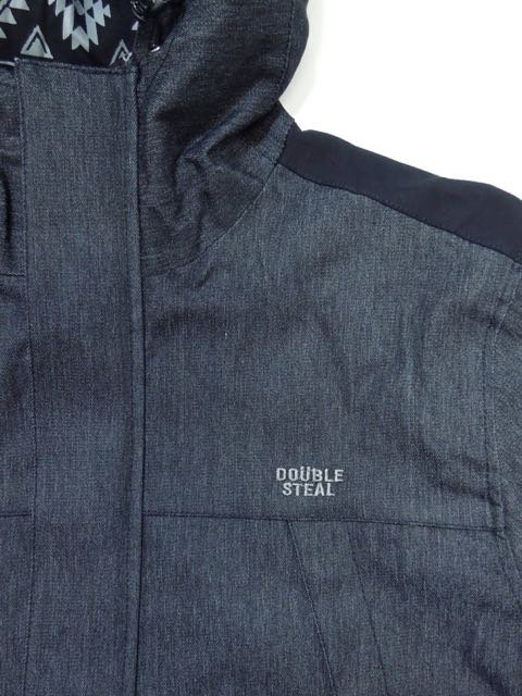 [DOUBLE STEAL] COTTON MOUNTAIN PARKA1