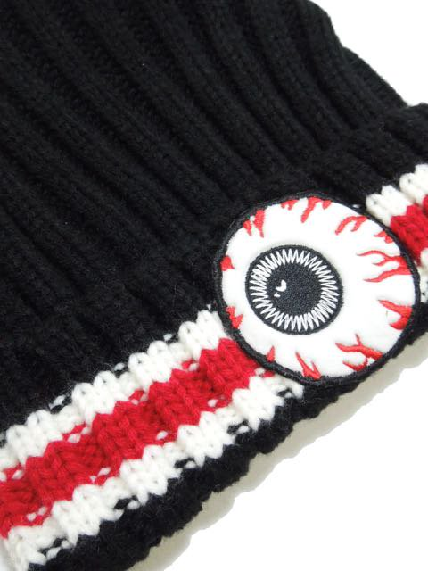 [MISHKA] KEEP WATCH LINE BEANIE2