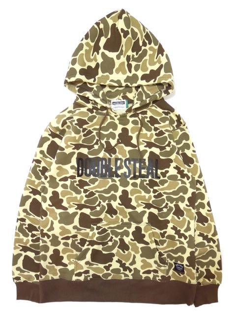 [DOUBLE STEAL] CAMO Parka (HU)