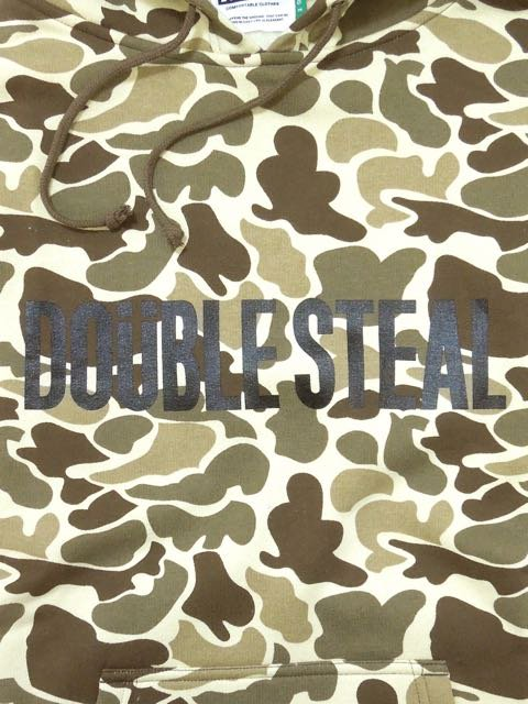 [DOUBLE STEAL] CAMO Parka (HU)1