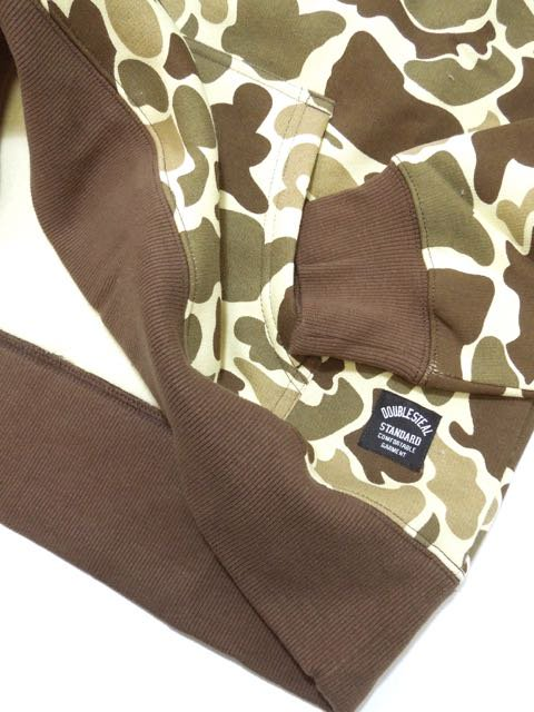 [DOUBLE STEAL] CAMO Parka (HU)3