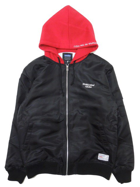 [DOUBLE STEAL] HOOD MA1 JKT