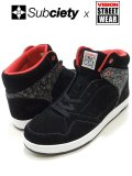 [SUBCIETY] Subciety×VISION STREET WEAR MAY WOOD HI