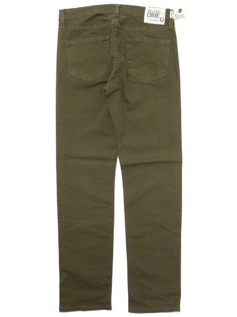 [RUSTIC DIME] SLIM FIT PANTS(OL)3