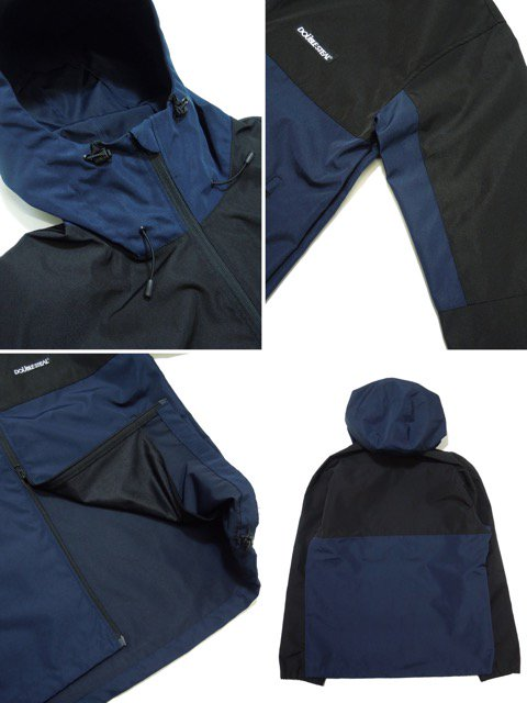 [DOUBLE STEAL] SWITCHING SHELL PARKA3