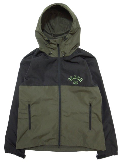 [FLASH POINT] FLASH 95 EMB SHELL PARKA JACKET(OL)