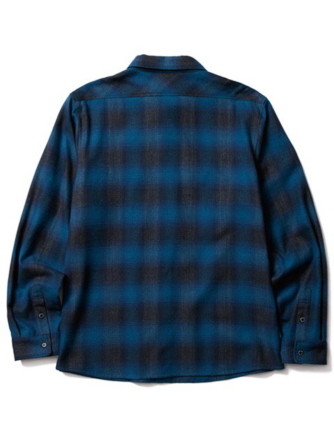 [CLUCT] L/S FLANNEL CHECK SHIRT3