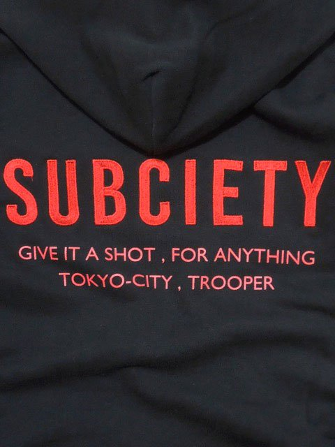 [SUBCIETY] TROOPER PARKA2