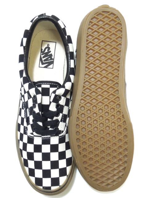 [VANS] ERA -CHECKERBOARD-1