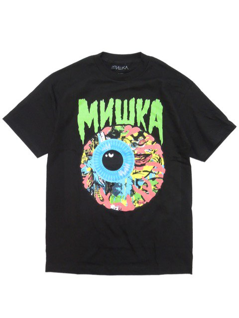[MISHKA] LAMOUR CHAOS KEEP WATCH TEE