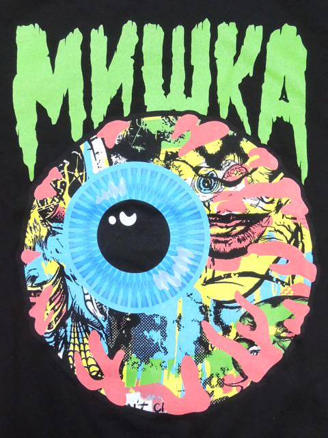 [MISHKA] LAMOUR CHAOS KEEP WATCH TEE 1