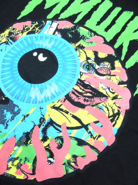 [MISHKA] LAMOUR CHAOS KEEP WATCH TEE 2