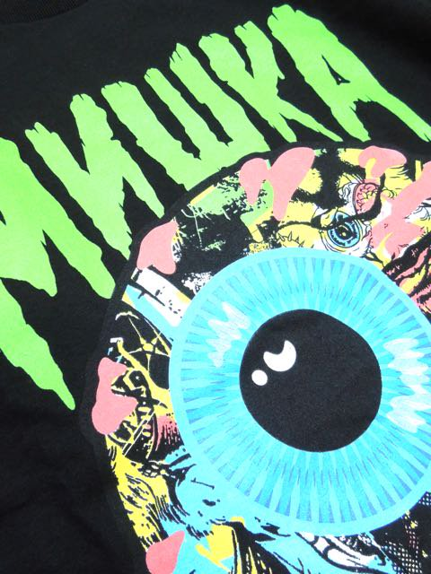 [MISHKA] LAMOUR CHAOS KEEP WATCH TEE 3