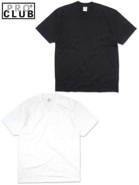[PRO CLUB] COMFORT V-neck Tee