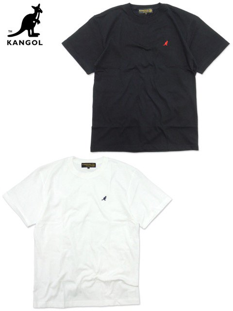 [KANGOL] KG ONE POINT TEE