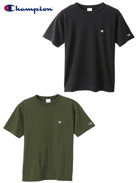 [Champion] ベーシックTシャツ