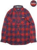 [ZEPHYREN] CHECK SHIRT L/S(RE)
