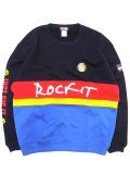 [MANIC DEE] ROCKIT SWITCH PANEL CREW SWEAT