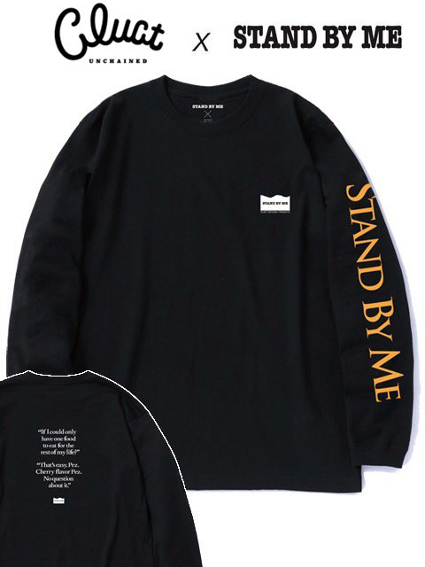 [CLUCT] CLUCT×STAND BY ME DROP SHOULDER L/S #2