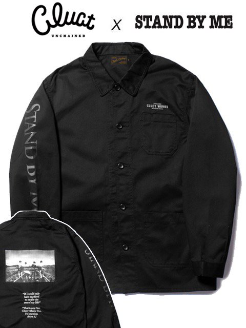 [CLUCT] CLUCT×STAND BY ME COVERALL