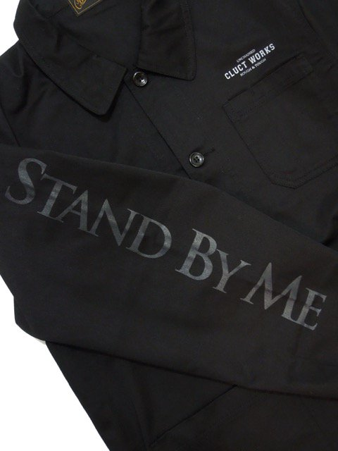 [CLUCT] CLUCT×STAND BY ME COVERALL2